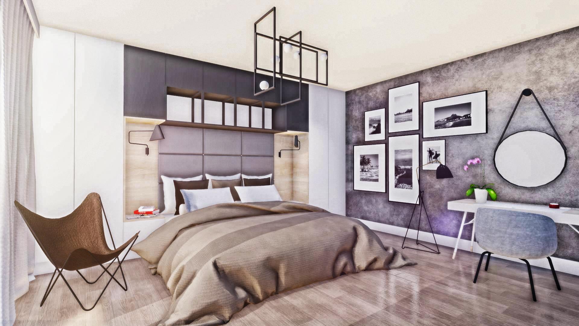 wizka sypialnia
